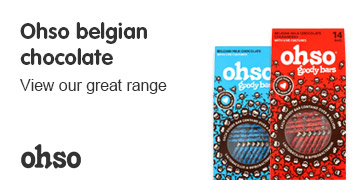 ohso Belgian Chocolate
