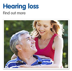 Hearing loss find out more