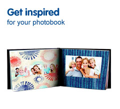 Get inspired for your photobook