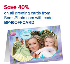 40% off all greeting cards
