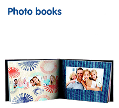 Photo books from Boots Photo