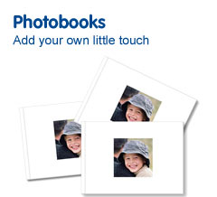 Photobooks from Boots Photo
