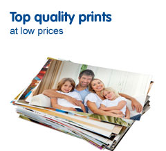 Top quality photo prints at low prices