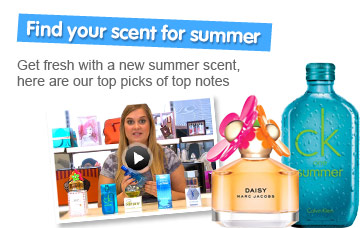 Summer fragrances video