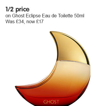 1/2 price on Ghost Eclipse