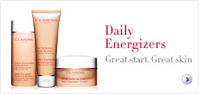 Clarins Daily Energizers