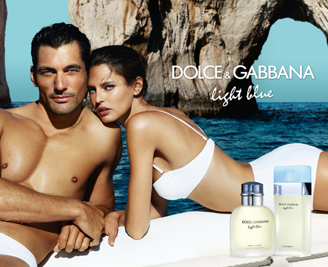 Dolce and Gabbana Light Blue Limited Edition