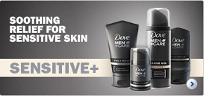 Dove Men Sensitive