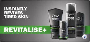 Dove Men Revitalise
