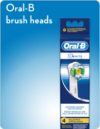 Oral B Brush Heads
