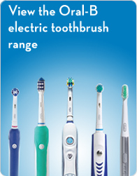All Oral B Electric Toothbrushes
