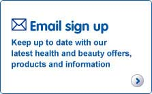 Email Sign-up - Keep up to date with our latest news & offers